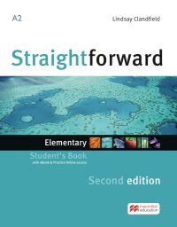 Straightforward 2nd,Elem,SB+ebook,WB+CD