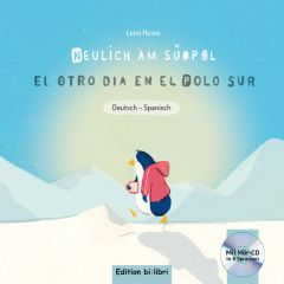 Bi:libri, Neulich am Südpol, dt.-span.