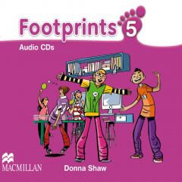 Footprints 5, Audio-CDs