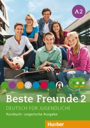 Beste Freunde A2, KB+CDs z.KB, H-Ausg.