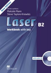 Laser B2, 3rd ed. Workbook+Key+CD