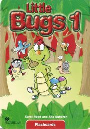 Little Bugs, Level 1, Flashcard