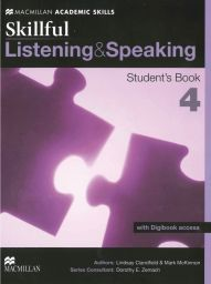 Skillful 4, Listen.+Speaking, SB+digib.