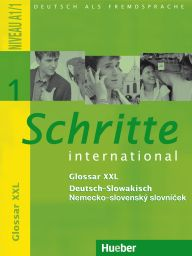 Schritte intern. 1, Gloss.XXL Dt.-Slow.