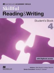 Skillful 4, Reading+Writing, SB+digib.