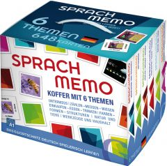 Sprachmemo Deutsch, Sprachmemokoffer 3