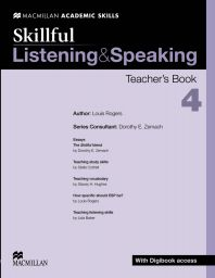 Skillful 4, Listen.+Speak., TB+digib.+CD