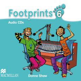 Footprints 6, Audio-CDs