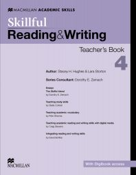 Skillful 4, Reading+Writing, TB+digib.