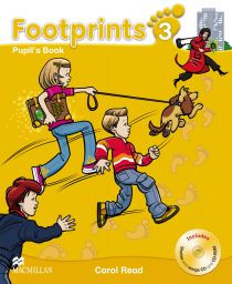 Footprints, Level 3, Pupil's Book, Pack
