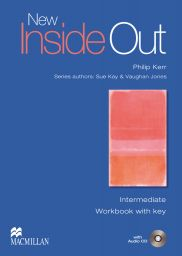 New Inside Out Intermediate, WB + CD