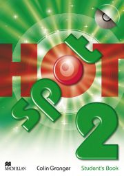 Hot Spot 2 Stud. Book Pack mit CD-ROM