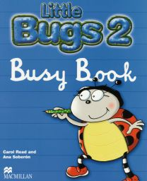 Little Bugs, Level 2, Busy Book