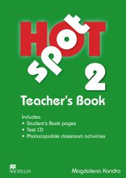 Hot Spot 2 Teachers Book