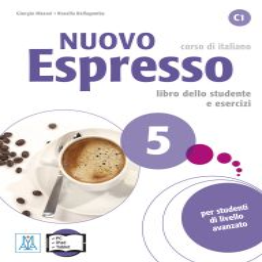 e: Nuovo Espresso 5 einspr.,KB+Audio,,DA