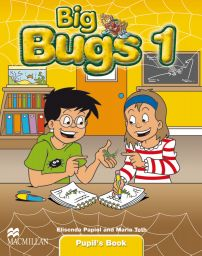 Big Bugs, Level 1, Pupil's Book