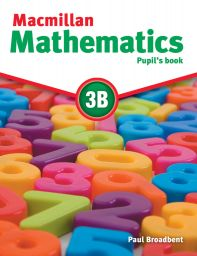 Macmillan Maths 3B, PB