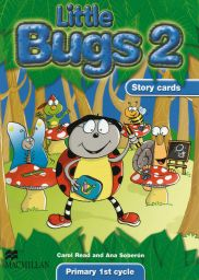 Little Bugs, Level 2, Story Cards