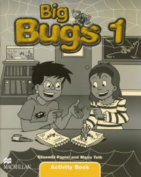 Big Bugs, Level 1, Activity Book
