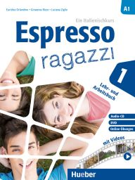 Espresso rag. 1, SBA, Buch+DVD+Audio-CD