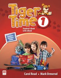 Tiger Time 1, Student Book Pack. + ebook