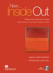 New Inside Out Upper-Interm., WB + CD