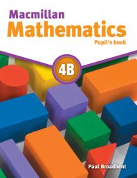 Macmillan Maths 4B, PB