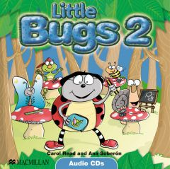 Little Bugs, Level 2, CD