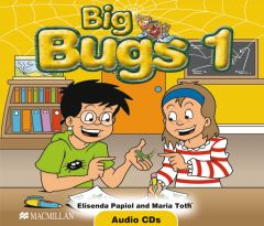 Big Bugs, Level 1, CD