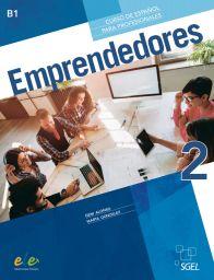 Emprendedores 2, Kurs- und Arbeitsbuch