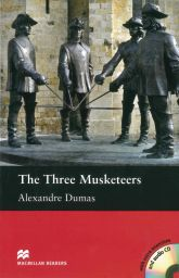 MR Beg., Three Musketeers+CD - new