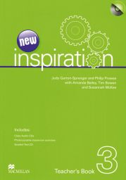 Inspiration New, Level 3, Notes
