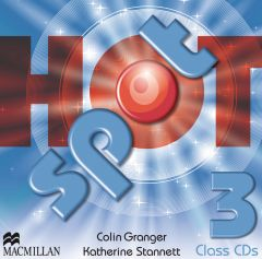 Hot Spot 3 Class Audio-CD