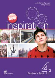 Inspiration New, Level 4, Stud. Book