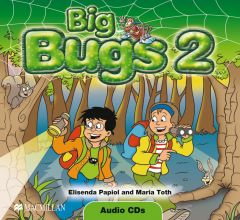 Big Bugs, Level 2, CD