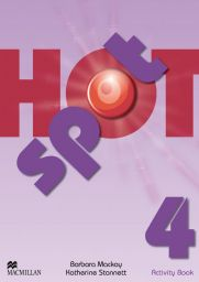 Hot Spot 4 Activity Book