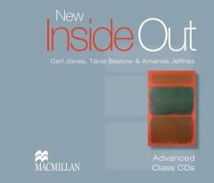 New Inside Out Adv. Class Audio-CDs