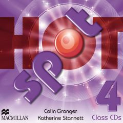 Hot Spot 4 Class Audio-CD