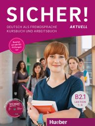 Sicher! akt.B2/1,KB+AB+MP3-CD z.AB,L.1-6