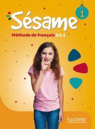 Sésame 1, Livre + DA