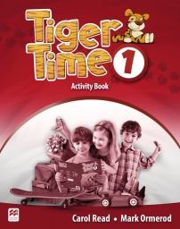 Tiger Time 1, Activity Book