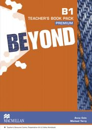 Beyond B1, Teacher's Book Premium Pack