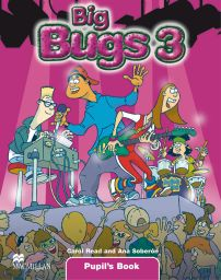 Big Bugs, Level 3, Pupil's Book