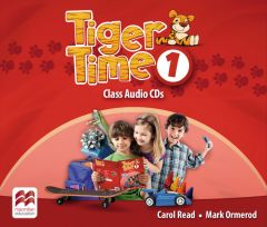 Tiger Time 1, Class Audio CD