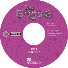 Big Bugs, Level 3, CD