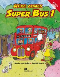 Here comes Super Bus, Level 1, PB
