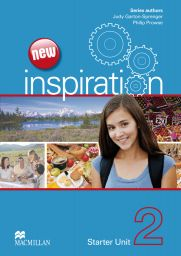 Inspiration New 2, Starter Stud. Book