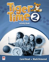 Tiger Time 2, Activity Book