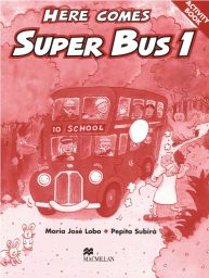 Here comes Super Bus, Level 1, Activ. Bk