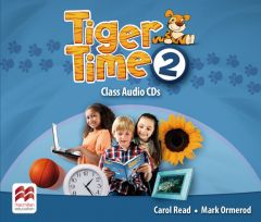 Tiger Time 2, Class Audio CD